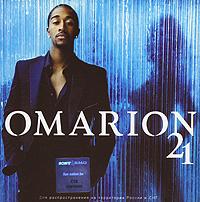 Представляем Вашему вниманию альбом №1 в США! Omarion - восходящая звезда R&B, бывший вокалист покорителей хитпарадов, бойз-бэнда