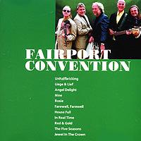 На диске представлен сборник песен британской фолк-роковой команды