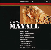 Джон Мэйолл John Mayall. CD 2 (mp3) элтон джон elton john goodbye yellow brick road deluxe edition 2 cd