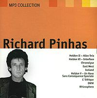Ришар Пина (Richard Pinhas) - французский гитарист и композитор, основатель электронной группы