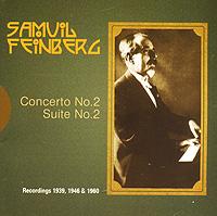 На диске представлены композиции в исполнении величайшего русского пианиста Самуила Евгеньевича Фейнберга.