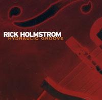 Рик Холмстром - один из главных гитаристов современного вест-коаст блюза, стиля, который активно сейчас развивается как в США, так и в Европе. Пластинка 2002 года