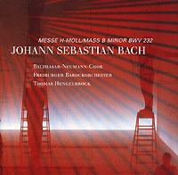 Томас Хенгельброк,Freiburger Barockorchester,Balthasar-Neumann-Chor Thomas Hengelbrock. Bach. Mass B Minor (2 CD) рубашка allan neumann allan neumann mp002xm23kqw