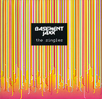Basement Jaxx Basement Jaxx. The Singles basement jaxx basement jaxx the singles 2 lp