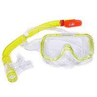 Набор для подводного плавания TUSA RC-2014 (CLY), цвет: желтый, белый, красныйTS RC-2014QJ CLYНабор для подводного плавания TUSA разработан для детей и взрослых с мелкими чертами лица. Состоит из однолинзовой маски Reef Tourer Jr.и трубки Reef Tourer Hyperdry с клапаном и волноотбоиником.Набор предназначен для подводного плавания и для отдыха на воде.Советы: Как пользоваться маской и трубкой Характеристики:Ширина маски: 14,5 см.Артикул: RC-2014.