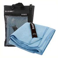 Полотенце Micronet Large, цвет: небесно-голубой97775318Микроволоконное полотенце Micronet™ - это специально разработанная высокоплотная вязаная чрезвычайно компактная ткань с абсолютно уникальными впитывающими и чистящими свойствами. Сверхтонкие (0.2 денье) микроволоконные сплетения быстро сохнут - 90% воды удаляется при ручном отжиме.Удивительно мягкое с максимальной степенью впитывания, микроволоконное полотенце Micronet™ предлагает вам все свойства обычного полноразмерного полотенца в необычайно маленькой упаковке.Ткань обладает повышенным капиллярным действием, впитывая воды примерно в 5 раз больше своего веса, при этом быстро высыхает. Уникальные микроволоконные сплетения является мощным и, в то же время, мягким очистителем. MicroNet™ деликатно и эффективно удаляют жир, грязь и пот с рук, лица и тела. Микроволоконные сплетения не оставляют пыли или ниточек на очках, биноклях, оптических приборах и линзах. Также подходят для полировки мебели.Полотенце MicroNet™ идеально подойдет любителям различных поездок, походов и водных видов спорта. Упокавано в удобный чехол, сделанный из сетки с водоотталкивающей подкладкой. Уход:Постирайте перед первым использованием - машинная стирка в холодной воде с применением моющих средств для цветных тканей. Машинная или ручная стирка в теплой воде. Не используйте отбеливатель. Отожмите руками и повесьте сушиться или сушите в сушильной машине при низкой температуре. Характеристики: Размер: 77 см х 128 см. Цвет: небесно-голубой. Материал: 100% полиэстер.