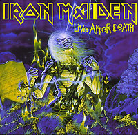 Iron Maiden Iron Maiden. Live After Death (CD + ECD) iron maiden – the book of souls live chapter 3 lp