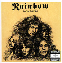 Rainbow Rainbow. Long Live Rock'n'Roll погремушка rainbow