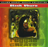 Black Uhuru Black Uhuru. Reggae Greats turbosound nuq82 black