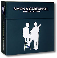 Simon & Garfunkel Simon & Garfunkel. The Collection (5 CD + DVD) cd диск simon paul original album classics paul simon songs from capeman hearts and bones you re the one there goes rhymin simon 5 cd