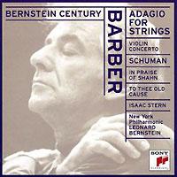 Леонард Бернштейн,New York Philharmonic Orchestra,Исаак Стерн Leonard Bernstein. Barber / Schuman стоимость