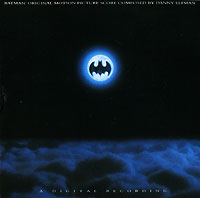 Ширли Уокер,The London Symphony Orchestra Danny Elfman. Batman. Original Motion Picture Score