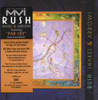 Rush Rush. Snakes & Arrows. Special Edition (CD + MVI DVD) rush rush moving pictures lp