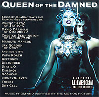Queen Of The Damned. Music From And Inspired By The Motion Picture matrix reloaded music from and inspired by the motion picture cd ecd