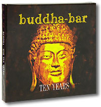Buddha-Bar. Ten Years (2 CD + DVD) pantera pantera reinventing hell the best of pantera cd dvd