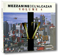 Mezzanine De L'Alcazar Volume 4 (2 CD + DVD) 2017 advanced cd uv coating coater dvd disc lamination machine with top quality maquina de laminacion de dvd
