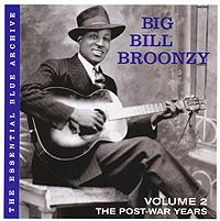 После войны великий Биг Билл Брунзи вернулся в Чикаго. Уже не молодой музыкант записался с электрическим составом, став одним из первооткрывателей