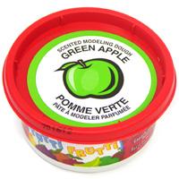 Масса для лепки с ароматом сочного зеленого яблока насыщенного зеленого цвета. Благодаря своей мягкости, масса доставит малышу сплошное удовольствие во время лепки. Она не липнет к пальцам, не оставляет пятен и не рассыхается. Для восстановления достаточно добавить обычной воды. Масса для лепки - это не только игра, веселье и развлечение, это развитие творческих навыков. Масса является безопасной для ребенка.