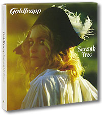 Goldfrapp Goldfrapp. Seventh Free (CD + DVD) seventh star 100%
