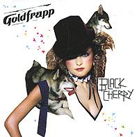 Goldfrapp Goldfrapp. Black Cherry клавиатура asus strix tactic pro cherry mx black black usb 90yh0081 b2ra00