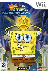 SpongeBobs Atlantis SquarePantis (Wii)