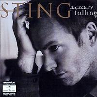 Стинг Sting. Mercury Falling (ECD) стинг sting 25 years 3 cd dvd