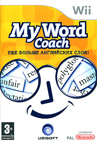 Zakazat.ru My Word Coach (Wii)