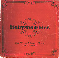 Babyshambles Babyshambles. Oh What A Lovely Tour Live (CD + DVD) rihanna loud tour live at the o2