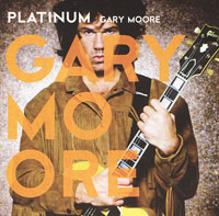 Гэри Мур Gary Moore. Platinum гэри мур the midnight blues band gary moore