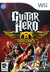 Guitar Hero: Aerosmith (Wii)
