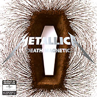 Metallica Metallica. Death Magnetic metallica death magnetic cd