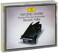 Маурицио Поллини Maurizio Pollini. Chopin. Etudes / Preludes / Polonaises (3 CD) пальто maurizio baldassari
