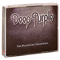 Deep Purple Deep Purple. The Platinum Collection (3 CD) платье yerse