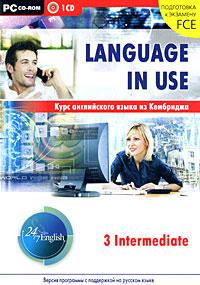 Language in Use. Уровень 3 Intermediate (c поддержкой на русском языке)