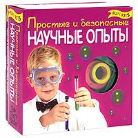"""С набором """"Научные опыты"""" вы сможете окрасить лист сельдерея в два разных цвета и даже самостоятельно создать радугу. В этом вам поможет 48-страничная книга с множеством интереснейших экспериментов и мини-лаборатория с настоящим научным оборудованием. Не верьте, что наукой заниматься скучно! С этой маленькой научной лабораторией вы сможете провести фантастически интересные научные опыты! Желаем сделать интересные открытия!"""