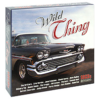 Криспиан Сент-Питерс,The Drifters,The Troggs,Эрик Бердон,The Swinging Blue Jeans,Уэйн Фонтана Wild Thing (10 CD) cd диск the doors when you re strange a film about the doors songs from the motion picture 1 cd