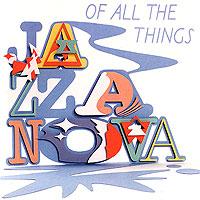 Jazzanova Jazzanova. Of All The Things the signature of all things