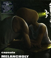 Melanholy Melanholy. Capsula (CD + DVD) pantera pantera reinventing hell the best of pantera cd dvd