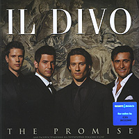 Il Divo Il Divo. The Promise сыворотка