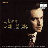 Хосе Каррерас,English Chamber Orchestra,Эдоардо Мюллер,Chorus And Orchestra Of The Royal Opera House,Колин Доус Jose Carreras. The Golden Years (2 CD) рик уэйкман the london symphony orchestra english chamber choir давид мишам rick wakeman journey to the centre of the earth 3 cd dvd