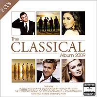The Classical Album 2009 (2 CD) северная венеция самая полная видеоэкскурсия 2 dvd