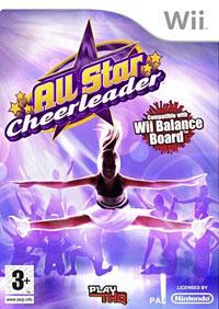 All Star Cheerleader (Wii) сумка для nintendo wii balance board wii fit