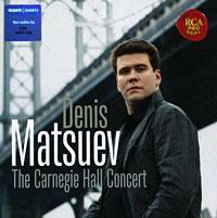 Денис Мацуев Denis Matsuev. The Carnegie Hall Concert денис мацуев denis matsuev the carnegie hall concert