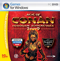 Age of Conan: Hyborian Adventures (русская версия)