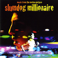 Slumdog Millionaire. Music From The Motion Picture matrix reloaded music from and inspired by the motion picture cd ecd