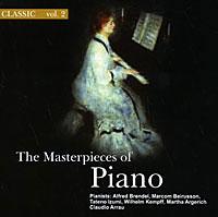 Classic. Vol. 2. Фортепианные шедевры classic vol 8 ференц лист петр чайковский