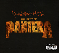 Pantera Pantera. Reinventing Hell. The Best Of Pantera (CD + DVD) chimaira chimaira the age of hell cd dvd