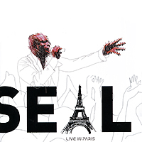 Сил Seal. Live In Paris (CD + DVD) dvd диск igor moisseiev ballet live in paris 1 dvd