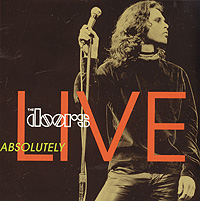 The Doors The Doors. Absolutely Live the doors cd