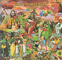 Iron Butterfly.  Live Warner Communications Company,Atlantic Recording Corporation,Торговая Фирма
